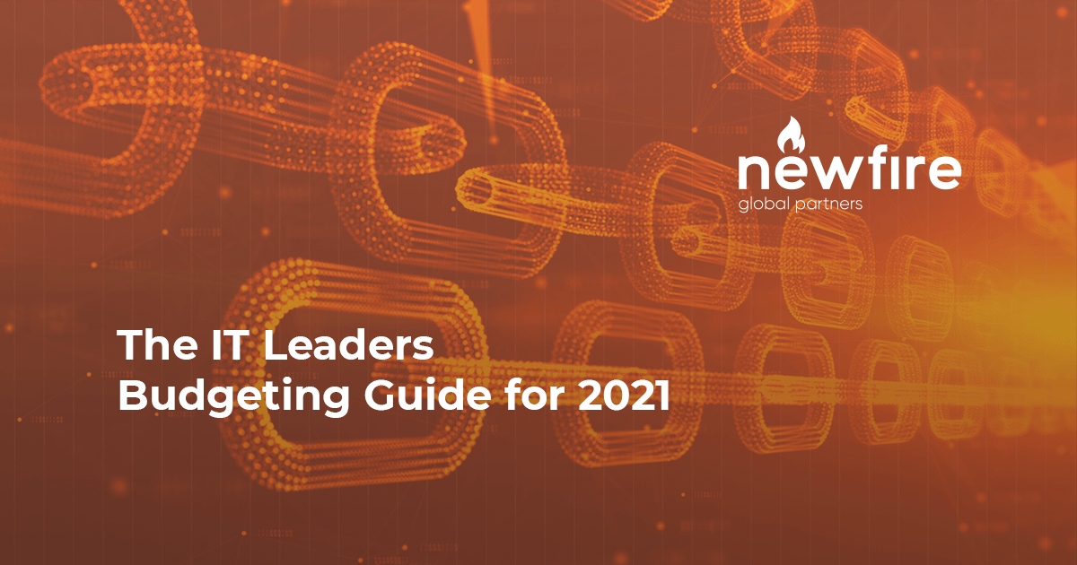 The IT Leaders Budgeting Guide for 2021